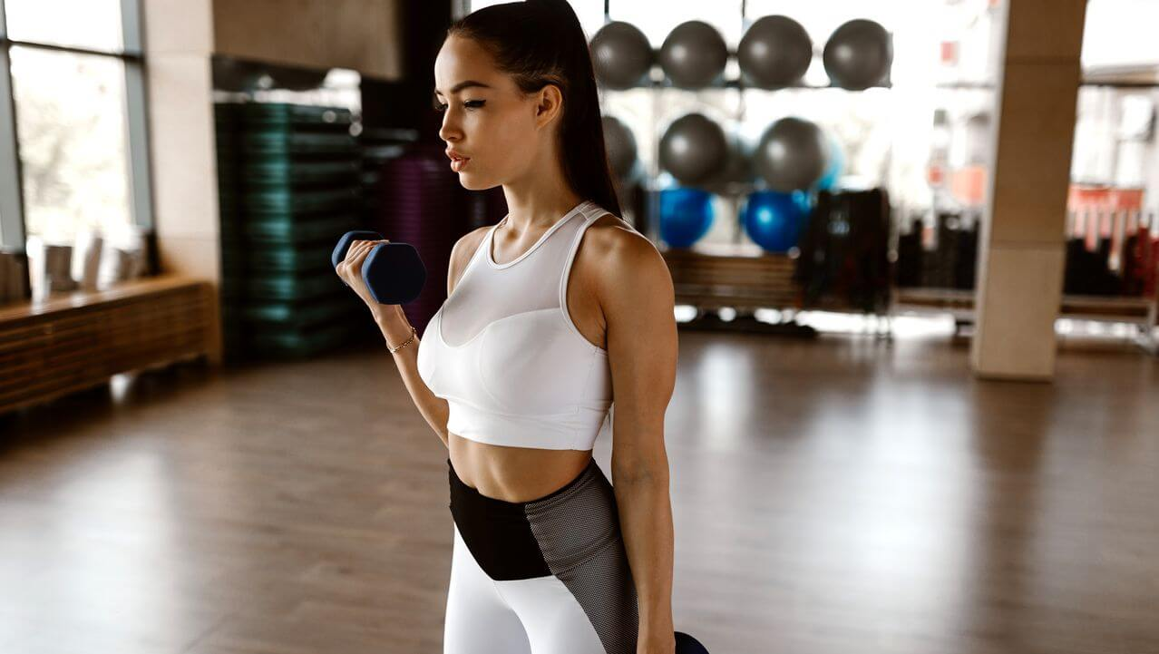 Como ganar masa muscular mujeres