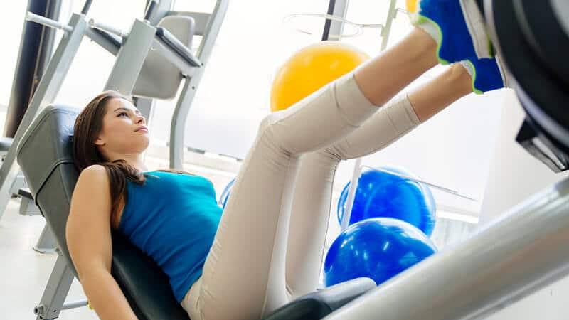 Rutina de piernas para aumentar masa muscular