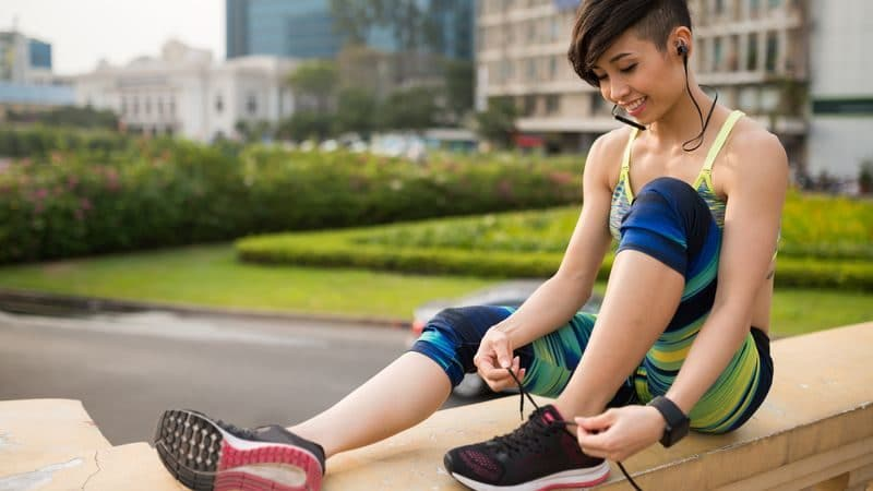 mejores zapatillas deportiva mujer