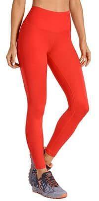 leggins y mallas rojos