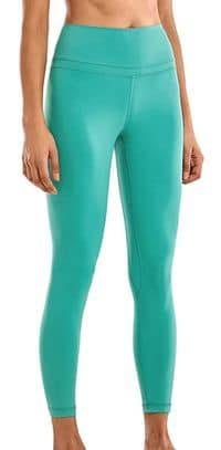 mallas y leggins verdes