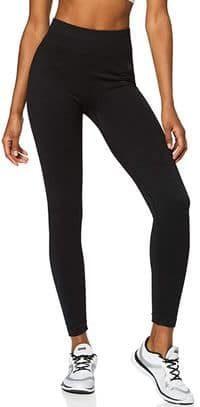 mallas y leggins negras