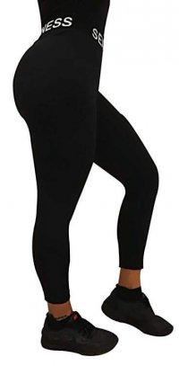 Mallas Negras Fitness